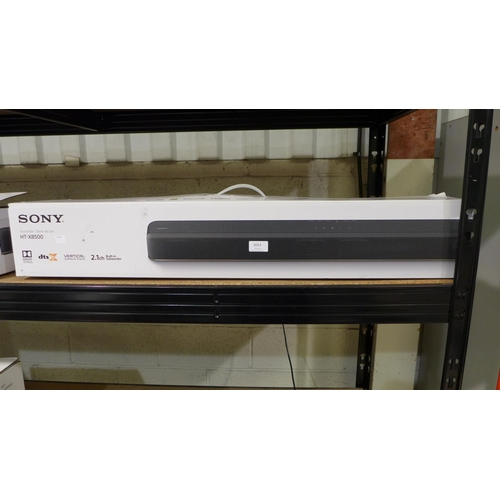 3054 - Sony 2.1Ch Soundbar, RRP £239.99 + VAT      (200-134) * This Lot Is Subject To Vat...
