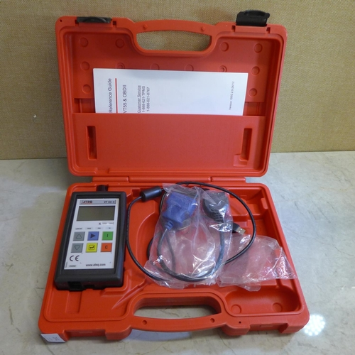 2041 - ATEQ-VT60-S - tyre pressure monitoring tool - in case (with lead and instructions)...