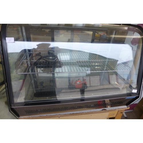 2056 - Large Polar commercial counter top refrigerator/chiller - W...