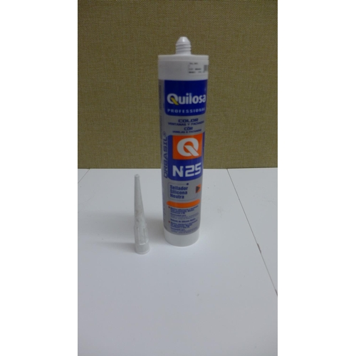 2031 - 2 Boxes of Quilosa Neutral colour sealer - 48 x 300ml tubes in total, a/f...