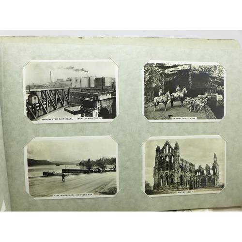 631 - A collection of cigarette cards, Senior Service and Sunripe and Spinet Oval...