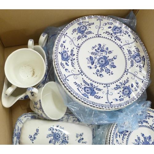 626 - Johnson Bros. 'Indies' dinner ware