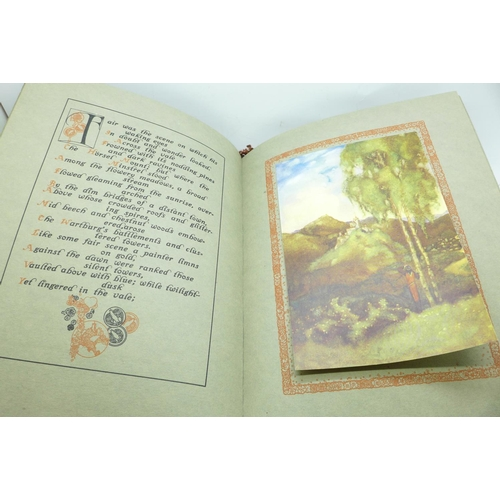 648 - One volume, Tannhauser, A Dramatic Poem by Richard Wagner, published by GG Harrap & Co., London...