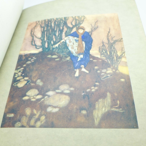 649 - Two volumes, Stories from The Arabian Nights, with Drawings by Edmund Dulac; and Rip Van Winkle, wit...