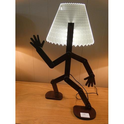 1422 - A stick man table lamp (SMTL17)   #...