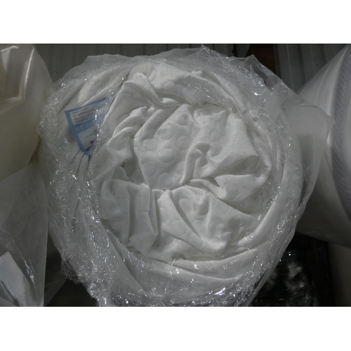 3049 - A double Essential Memory Foam mattress * this lot is subject to VAT...