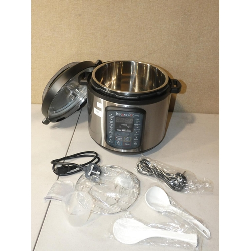 3010 - Instant Pot Duo 9-in-1 Multi Cooker   (207-426)  * This Lot Is Subject To Vat...