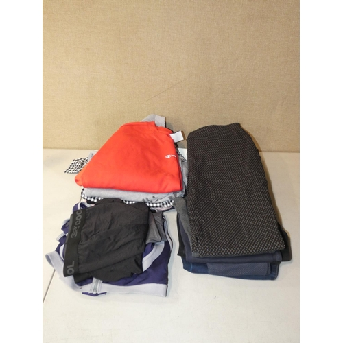 3013 - Quantity of clothing, inc.:- 2 Buffalo Lida Printed, Bandolino Lila Hi Rise, Adidas Ladies Tight, 32...