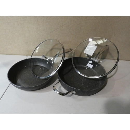 3021 - The Rock Cookware Set  (207-478)  * This Lot Is Subject To Vat...