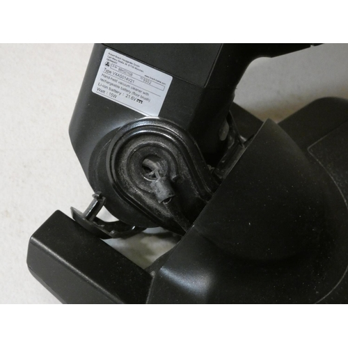 3027 - Bosch Flexxo Vacuum, RRP £129.99 + VAT - no charging lead - damaged     (207-452)  * This Lot Is Sub...