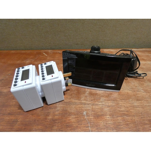 3045 - Unicom Digital Timer, Lacrosse Projection Alarm (207-101,443)     (207-101)  * This Lot Is Subject T...