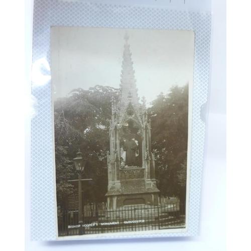 618 - Postcards; religious postcards including vicars, missionary cards, etc., (50)...
