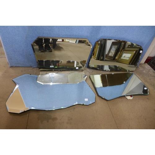 55 - Four mirrors...
