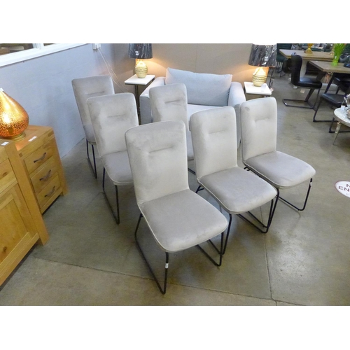 1360 - A set of six Stella dining chairs...