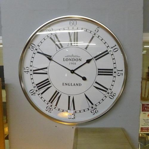 1396 - A London city wall clock (1635027)   #...
