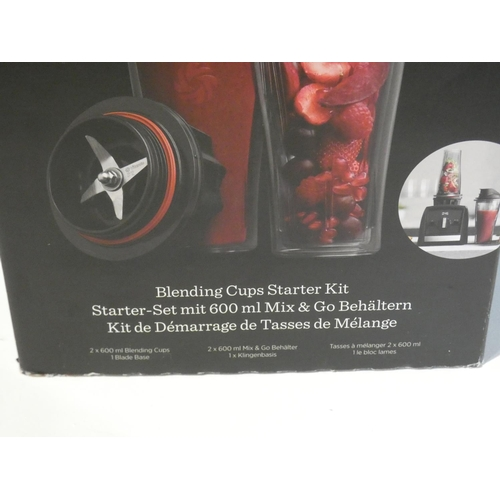 3008 - Vitamix Venturist Accessory Pack (mixer not included) (208-22) * This Lot Is Subject To Vat...