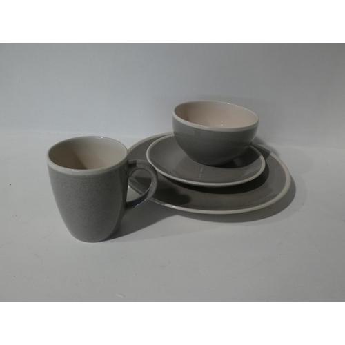 3032 - Mikasa Melanie Dinnerware Set (208-134) * This Lot Is Subject To Vat...
