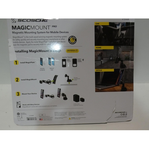 3041 - Scosche Magicmount Pro Pack    (211-298) * This Lot Is Subject To Vat...