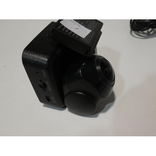 3046 - Type-S Adc 360 Dash Cam with in car charging lead (no box)       (211-285) * This Lot Is Subject To ...