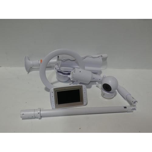 3056 - Motorola Halo+ Smart Nursery Wi-Fi monitor and sleep companion   (208-104) * This Lot Is Subject To ...