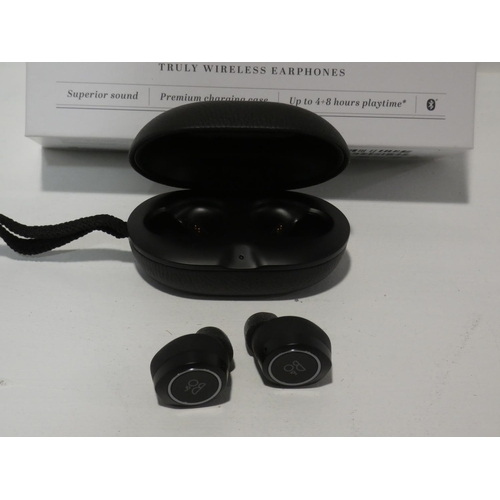 3059 - Pair of Bang & Olufsen EB wireless headphones  (210 - 286 ) * This Lot Is Subject To Vat...
