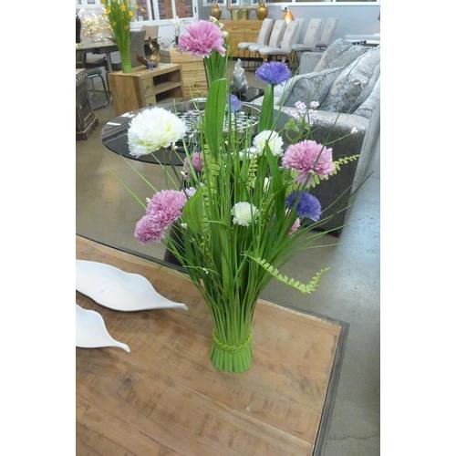 1339 - A 70cm sheaf of mixed carnations (2667209)   #...
