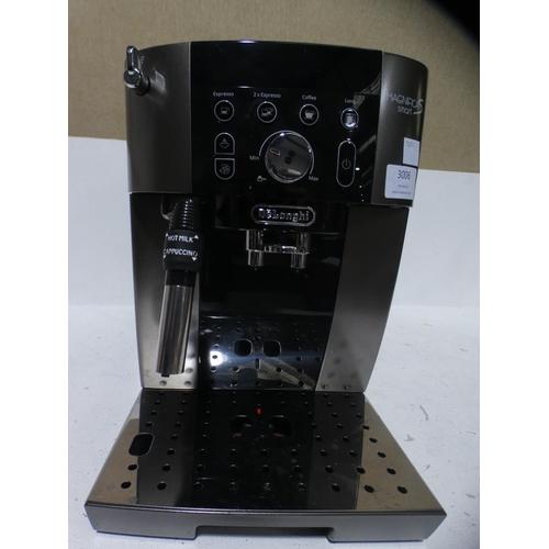 3006 - Delonghi Magnifica S Smart Bean To Cup Coffee Machine (Model:- Ecam250.33.Tb), Rrp £299.99 + Vat   (...