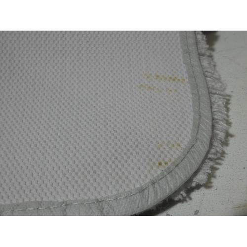 3014 - Paramount Grey Bath Mat (24Cm X 36Cm) (215-562) * This lot is subject to VAT...