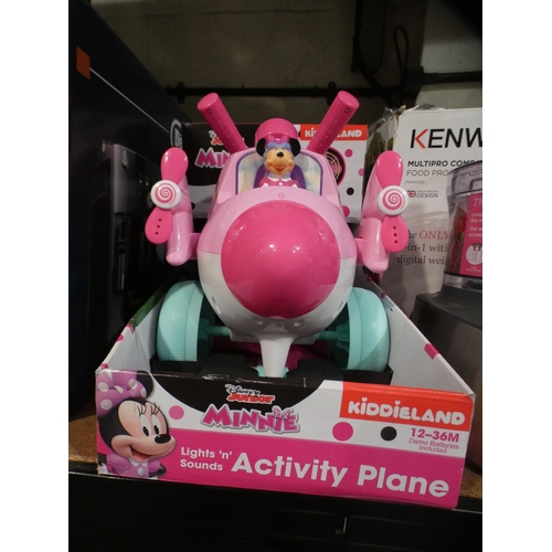 3024 - Disney Minnie Mouse Ride On Toy    (215-532) * This lot is subject to VAT...