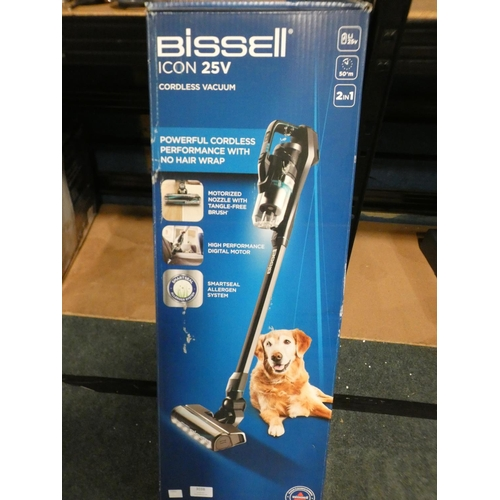 3038 - Bissell Cordless Stick Vacuum Cleaner, Rrp £199.99 + Vat (215-534) * This lot is subject to VAT...