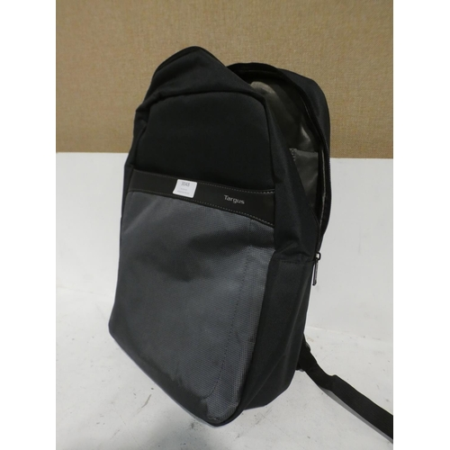 3048 - Targus computer backpack * This lot is subject to VAT...