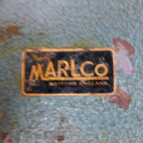 2006 - Marlco Keyway Broaches set no.1, 1/8, 5/32 (new in sleeve), 3/16, ¼, 5/16 with all shims & bushes al...