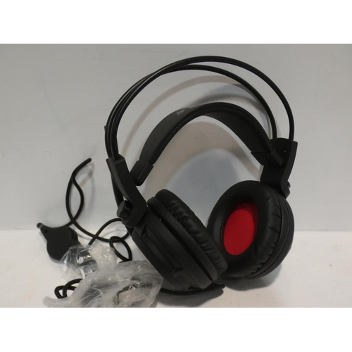 3054 - Msi Gaming Headset Ds502  (220-99) * This lot is subject to VAT...