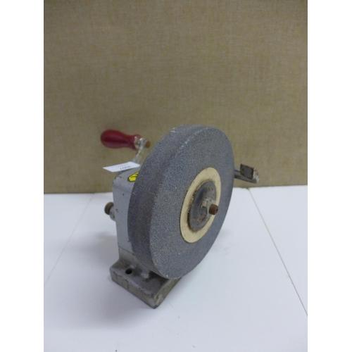 2007 - CK manual bench grinder...