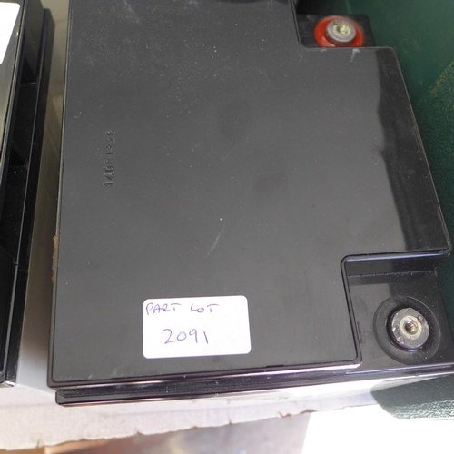 2999 - Yuasa SWL 1100 heavy duty battery