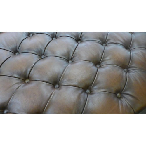 1311 - A Buckingham large footstool (GFO17) RRP £1170  *This lot is subject to VAT