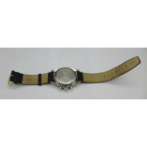 1106 - A 1960s pre-moon landing Omega Speedmaster Ed White 321 wristwatch