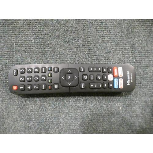 3008 - Hisense 4K UHD TV (model:- H55B7300UK ), RRP £249.99 + VAT - no remote