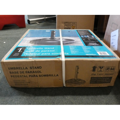 3013 - Sungrade Umbrella Stand, RRP £74.91 + VAT (226-69) * This lot is subject to VAT
