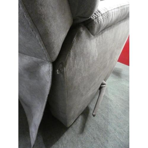 3025 - Felix Fabric Recliner armchair (model:- 828-7392-94), RRP £266.66 + VAT   (226-38) * This lot is sub...