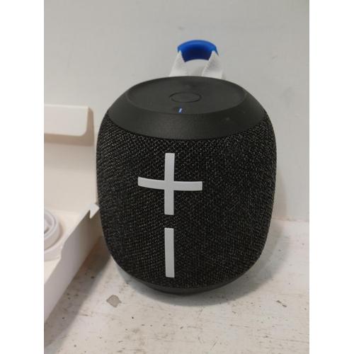 3032 - Wonderboom Wireless Speaker  - Black (227-272) * This lot is subject to VAT