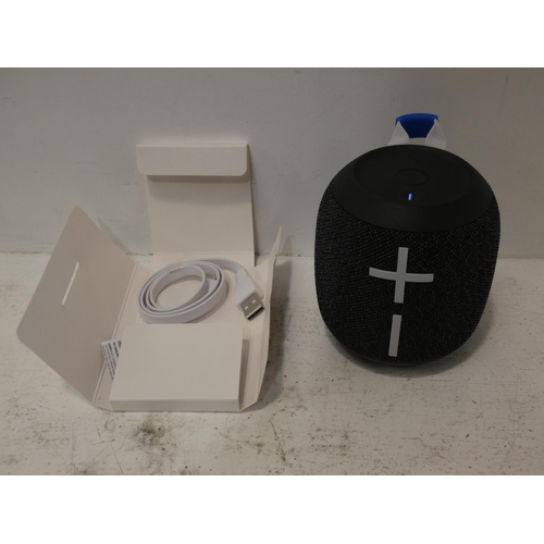 3033 - Wonderboom Wireless Speaker  - Black (227-272) * This lot is subject to VAT