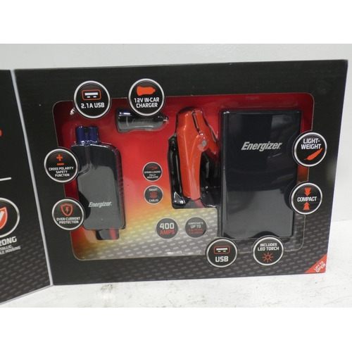 3038 - Energizer 9000 Jumpstarter 12V model 50806A (227-180) * This lot is subject to VAT