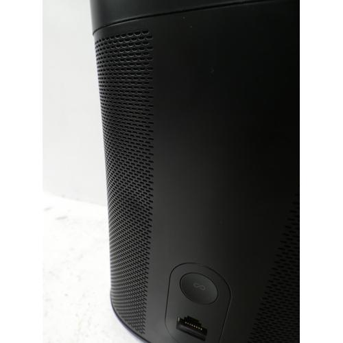 3040 - Sonos One Sl Speaker - black, RRP £136.99 + vat (227-184) * This lot is subject to VAT