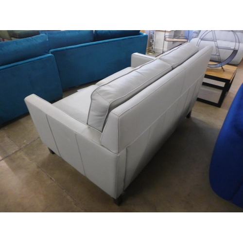 1303 - West Park 2 seater grey sofa, RRP £1083.33 + vat ( 4056-21) * this lot is subject to vat