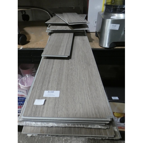 3999 - Rigid Core Vinyl Flooring (Oyster) - loose (222-253, 254) * This lot is subject to VAT