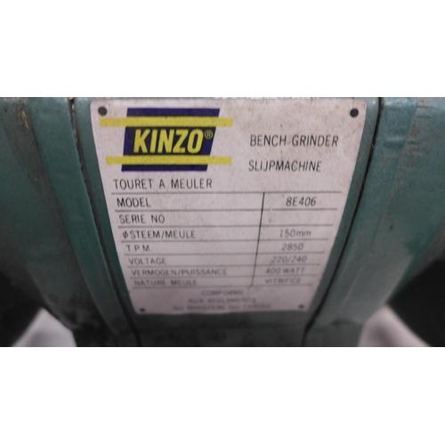 2003 - Kinzo bench grinder