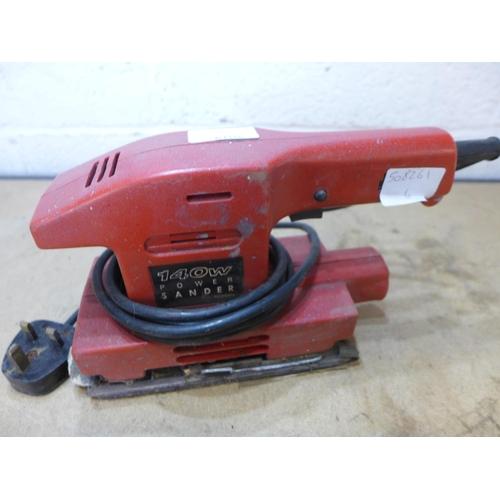 2018 - 240v Breaker drill & angle grinder