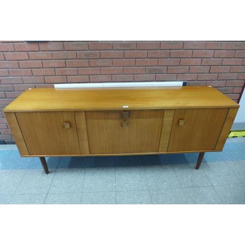 40 - A teak sideboard