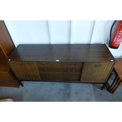 43 - An afromosia sideboard